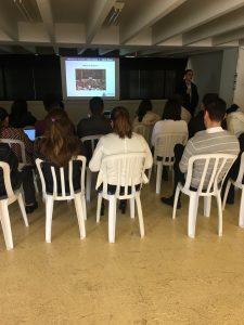 Palestra Educação Financeira para Colaboradores Empresa UPS 13.07. 2018 2