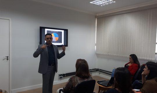 Palestra Gestão Financeira para Empresarios 10.05.2018 3