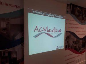 Workshop Educação Financeira 4- AC Medice